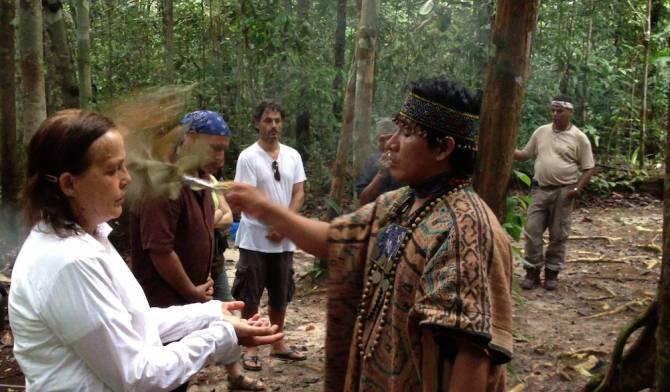 """Как шаманы Перу """"открывают сознание"""" и исцеляют (7 фото)"""