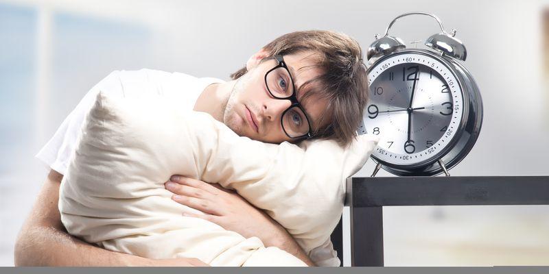 Стмптомы бессонницы