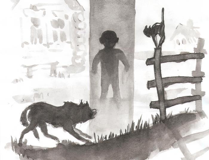 Жителей Бичурского района Бурятии пугает призрак ребенка