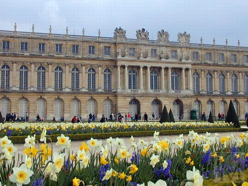 Призраки Версальского дворца