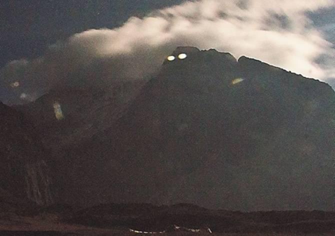Глаза горы: Мистическое явление в Тибете