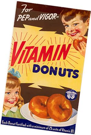 Великое витаминное надувательство (6 фото)