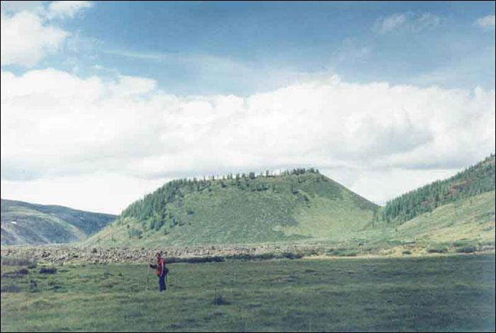 Смертельная тайна бурятских гор (4 фото)