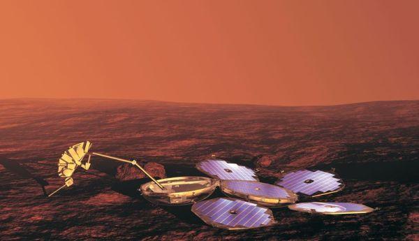 Земля возможно уже расселила по Марсу свои бактерии
