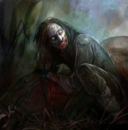 Настоящие кровопийцы (5 фото)