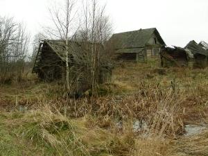 В Удмуртии нашли таинственную деревню, из которой сбежали жители