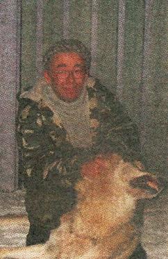 В Баргузинской тайге обитает неизвестный огромный зверь (4 фото)