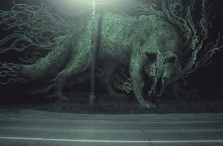 Призраки животных (5 фото)