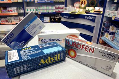 Ибупрофен внезапно оказался средством для продления жизни