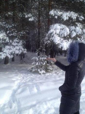 Он деревом загубил молодую мать, от дерева и умер! (2 фото)
