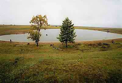 Гиблое озеро Соболхо