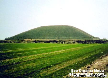 """Гигантскую пирамиду обнаружили в Тихом океане - """"Факты о 20"""