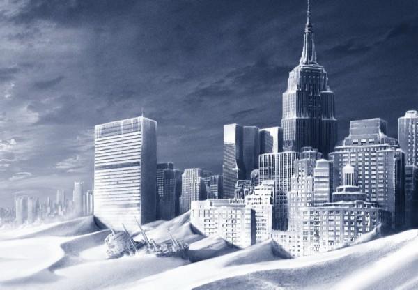 Нас ждет новый ледниковый период и мировая элита к нему уже готовится